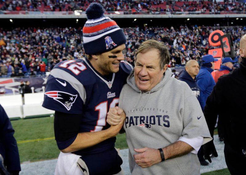 Super Bowl LIII: todo lo que tienes que saber - 8-bill-bellichick-y-tom-brady