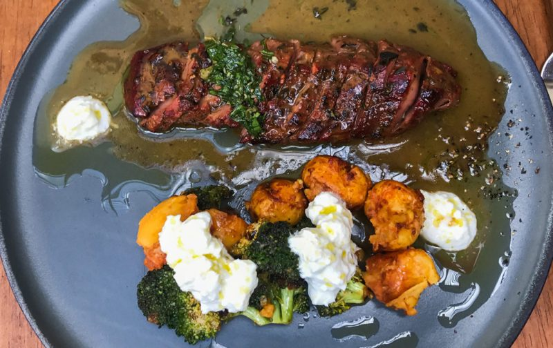 Bogotá genera un ruido muy sabroso - comida-corte-carne-platillo