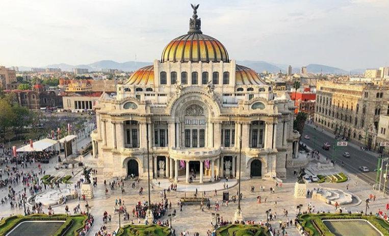 Los mejores destinos para viajar en 2019 - Destinos2019_CDMX