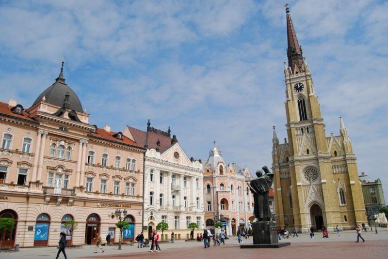 Los mejores destinos para viajar en 2019 - destinos2019_novi-sad
