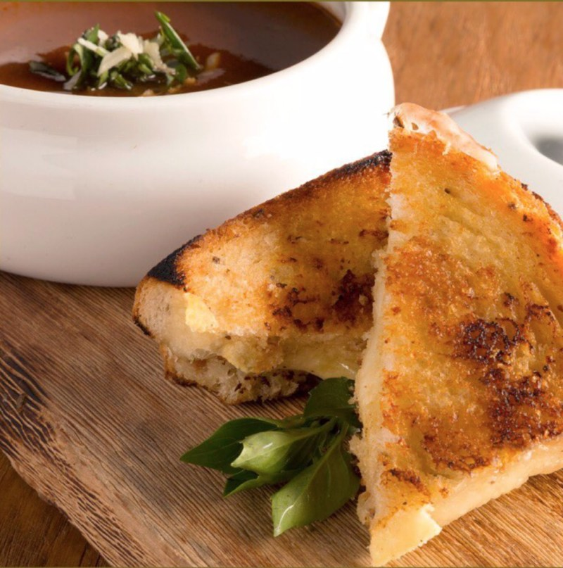 Dónde comer los mejores grilled cheese sandwiches en la CDMX - grilledcheese_bottegaculinaria