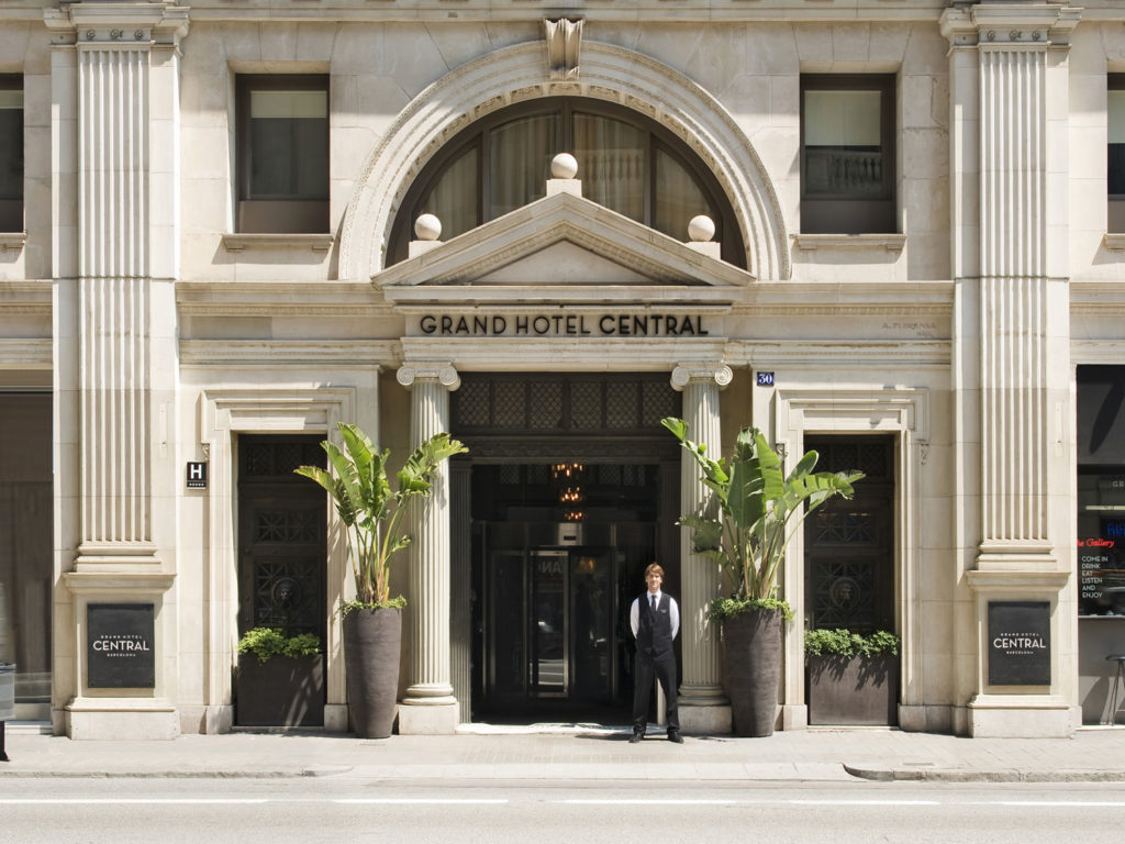 El Grand Hotel Central de Barcelona - Hotel GCB
