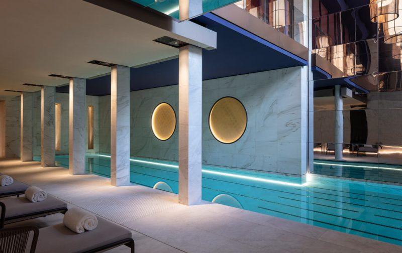 Lutetia, el mítico hotel de París - hotel-lutetia-akasha-spa-pool