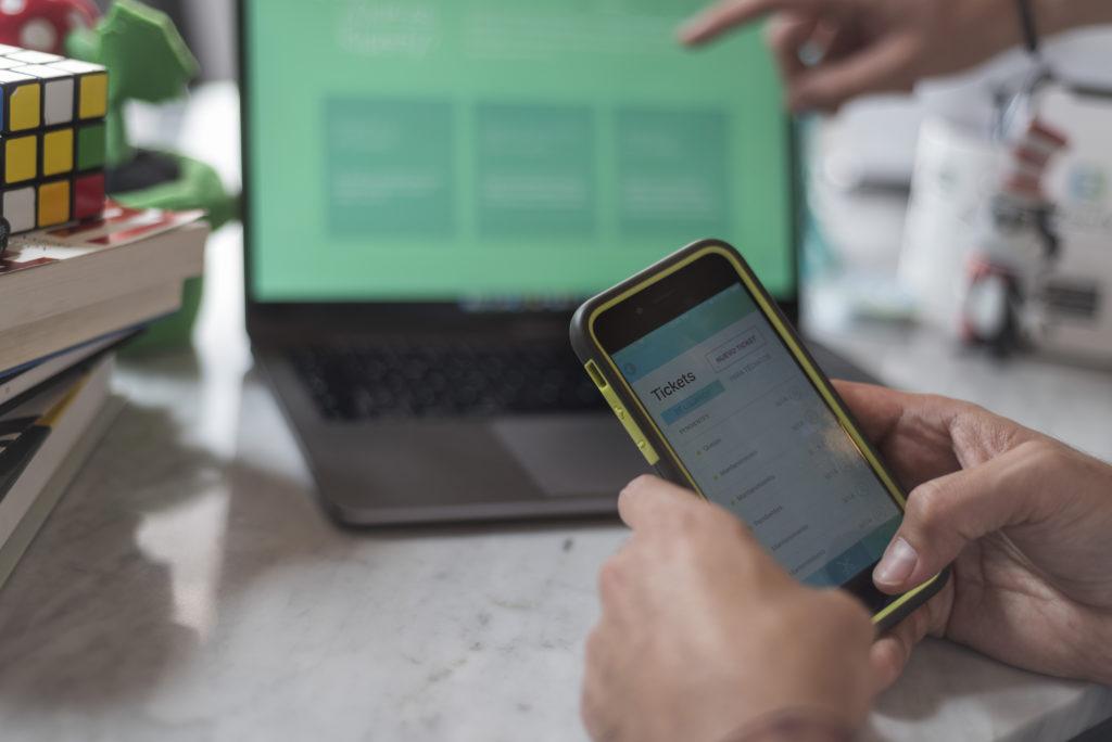 Kiperfy, una aplicación que facilita la conexión entre la administración y los usuarios de un inmueble - Kiperfy portada
