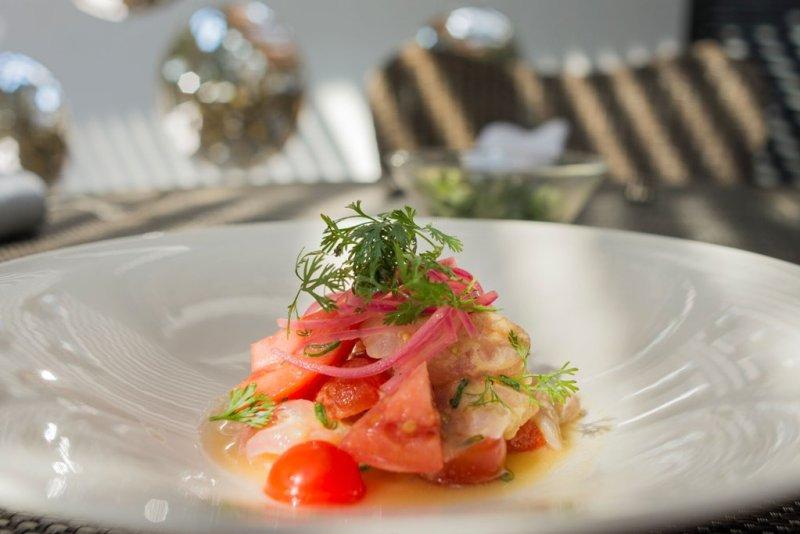 Moxi, la propuesta culinaria del Hotel Matilda - platillo1