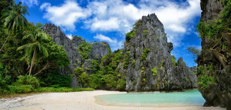 Las 7 playas más impresionantes del mundo - playas_hiddenbeach