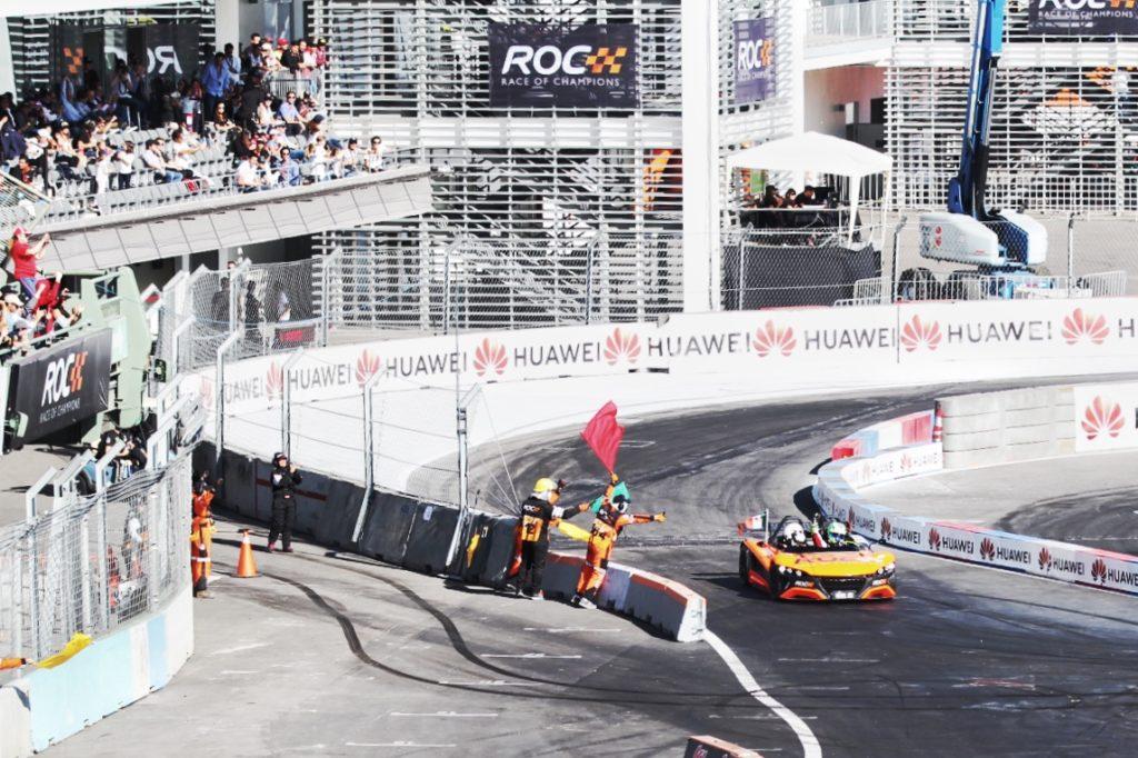 Benito Guerra obtiene el primer lugar en Race of Champions - Race of Champions PORTADA