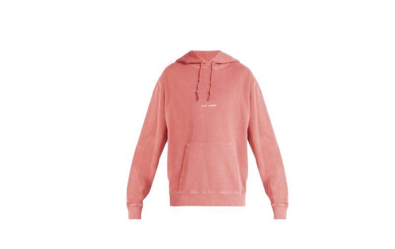 Hot stuff: las piezas que no deben faltar en tu clóset - saint-laurent-hoodie
