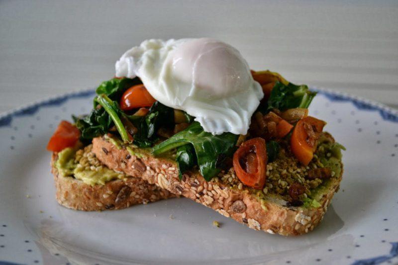 Recetas saludables, fáciles y deliciosas para desayunar - 1-toast-de-huevo-hotbookjpg