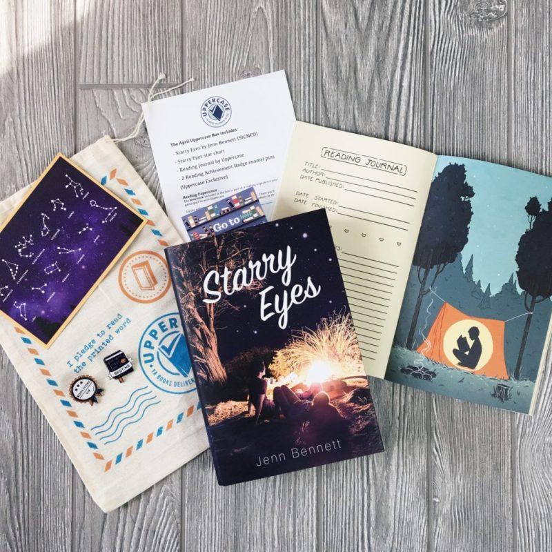 Historias románticas que tienes que leer durante este mes - hotbook-historias-romanticas-que-tienes-que-leer-durante-este-mes-starry-eyes