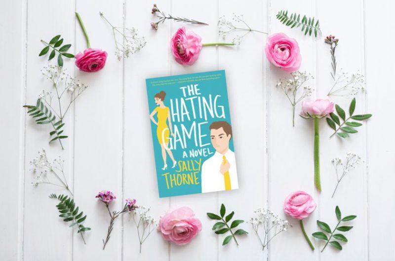 Historias románticas que tienes que leer durante este mes - hotbook-historias-romanticas-que-tienes-que-leer-durante-este-mes-the-hating-game