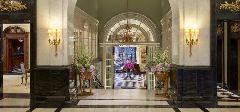 Hoteles de lujo que cuidan el planeta - hotbook_hotelessustentables_thesavoy