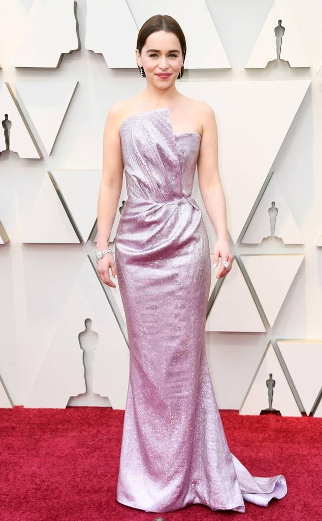 Los mejores red carpet looks de los Premios Óscar 2019 - hotbook_looksoscares_emiliaclarke