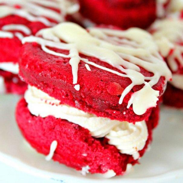 Deliciosos postres para San Valentín - hotbook_recetas_galletasredvelvet