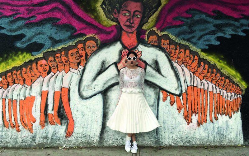 Melania Chavarría: arte y camuflaje - melania-chavarria-1