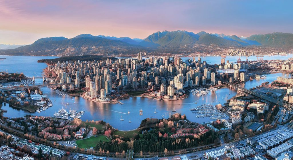 Guía para visitar Vancouver - HOTBOOK Guía para visitar Vancouver_PORTADA