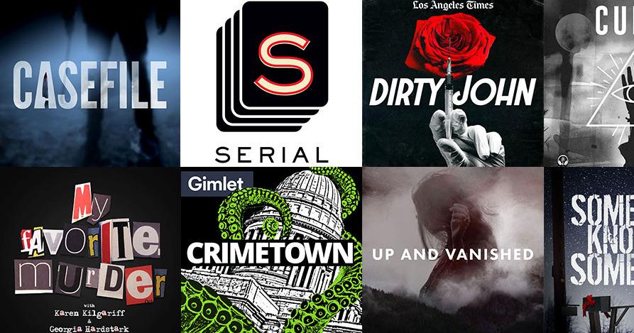 Seis podcasts de crimen y misterio - HOTBOOK_PodcastsCrimen_PORTADA