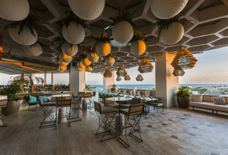 Las propuestas culinarias del hotel Thompson Playa del Carmen - hotbook_thompson_restaurante
