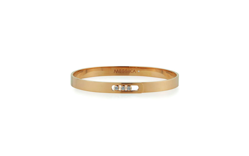 Her wishlist - Messika - Move Not Bangle