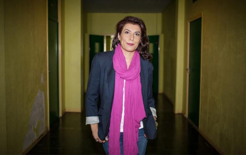 Nadia Khiari: cambiar el mundo con un lápiz - nadie-khiari