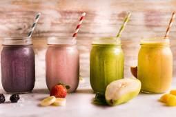 5 recetas de smoothies con superfoods - recetas smoothies portada