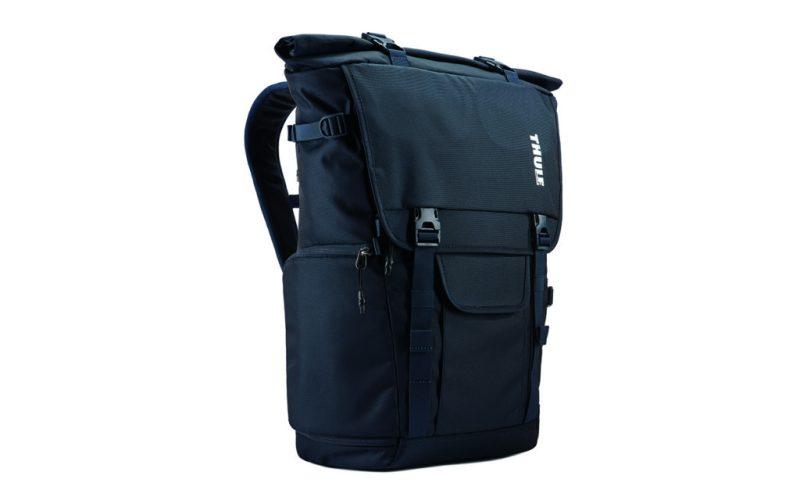 Tech wishlist: fotografía - rolltop-backpack-thule-dslr