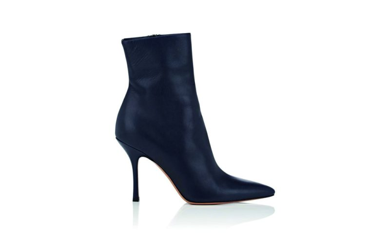 Her wishlist - the-row-leather-ankle-boots