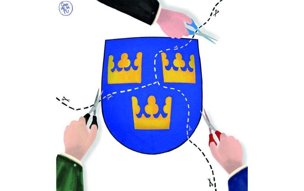 Después de 4 meses, Suecia logra formar gobierno - WORLD NEWS036