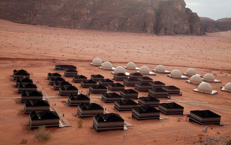 Sun City Camp, un campamento en el desierto - desierto-wadi-sun-city-camp