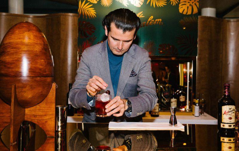 Erik Lorincz, uno de los bartenders más famosos del mundo - drinks-bartender-cocktail-event