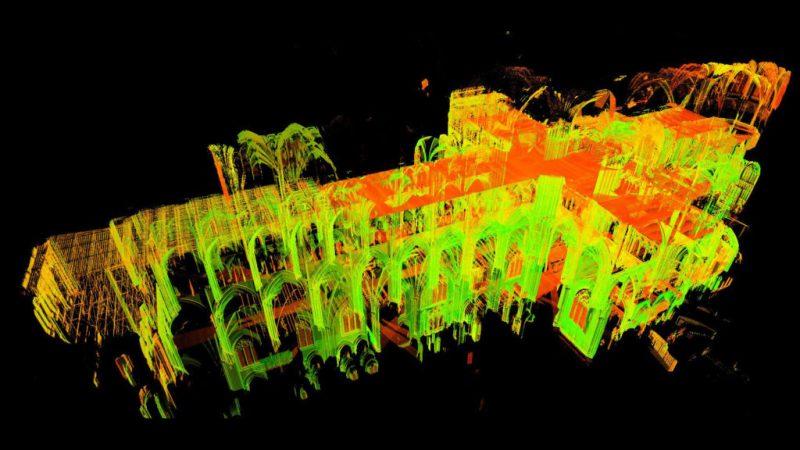 Iniciativas para la reconstrucción de Notre Dame - hotbook-iniciativas-para-la-reconstruccion-de-notre-dame-mapa-digital-andrew-tallon-2
