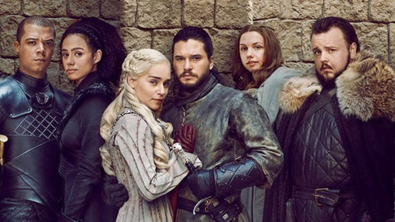 Los momentos clave del último episodio de Game of Thrones - hotbook-los-momentos-clave-del-ultimo-episodio-de-game-of-thrones_personajes