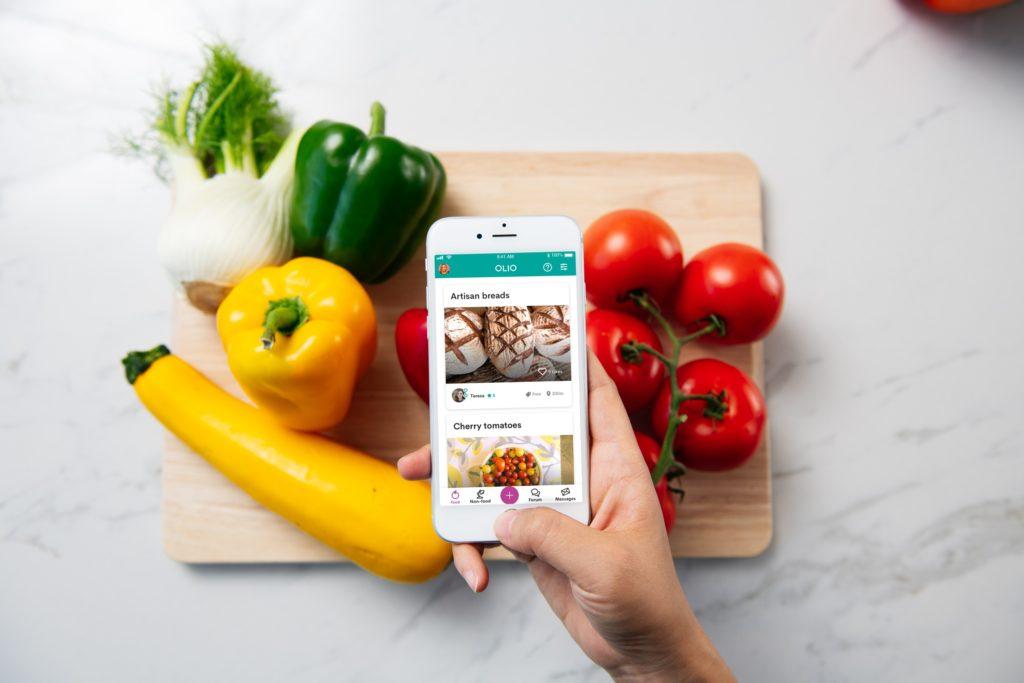 Olio una red global de intercambio de comida - Hotbook Olio una red global de intercambio de comida portada