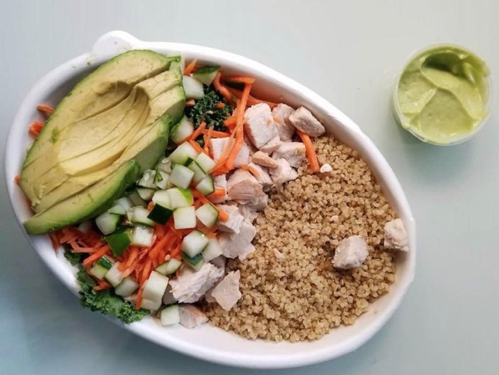 Los mejores restaurantes de comida saludable en Miami - LugaresSaludablesMiami_GreenLife