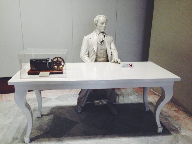 Museos que probablemente no sabías que existían en la CDMX - museosraros_telegrafo