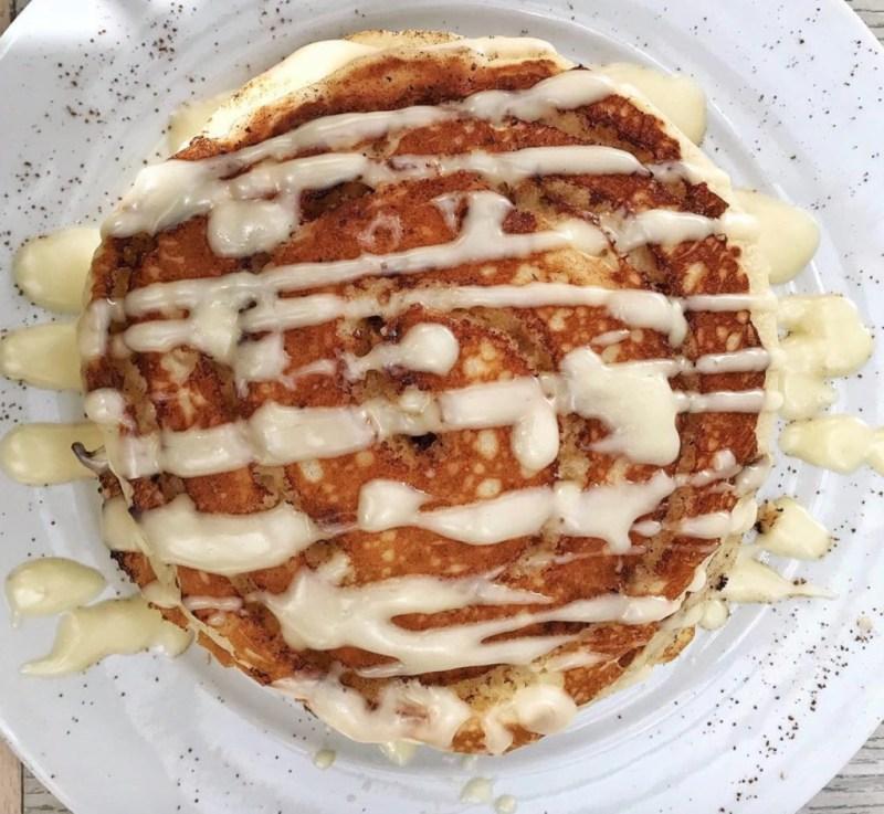 Los mejores lugares para comer hotcakes en la CDMX - pancakes_giornale