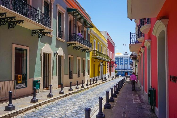 Una nueva faceta de San Juan, Puerto Rico - puertorico_calles