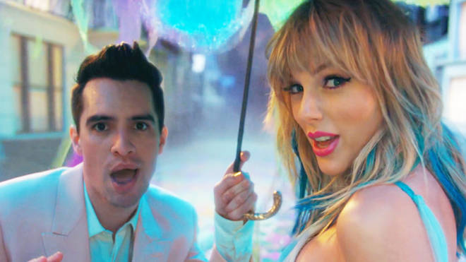 ME!, el nuevo video de Taylor Swift con Brendon Urie - taylor swift portada