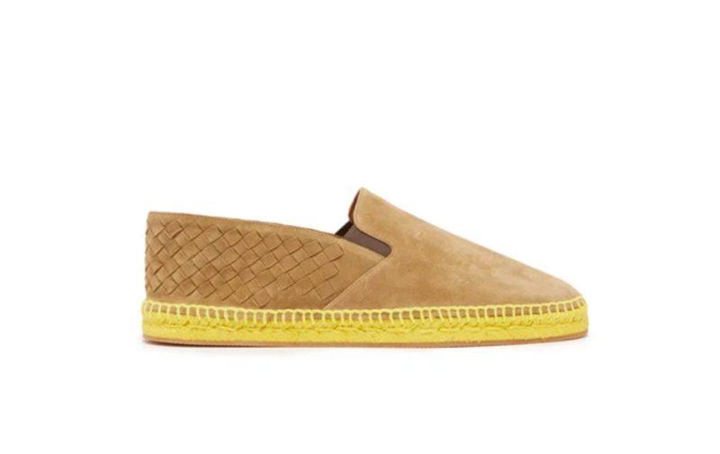 HOTstuff: piezas de temporada para él y para ella - zapatos-mujer-piel-moda-suela-amarilla