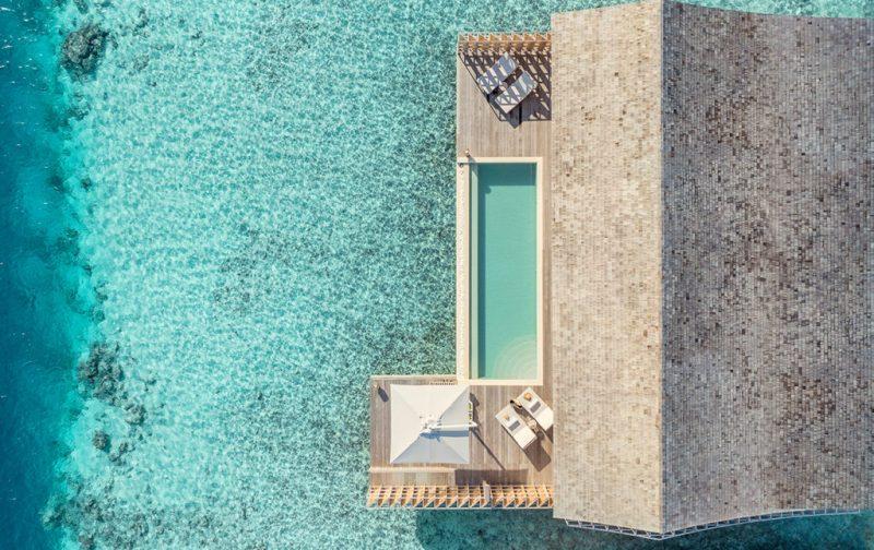Kudadoo Maldives Private Island, un paraíso en medio del océano - 2-bedroom-villa-mar-alberca