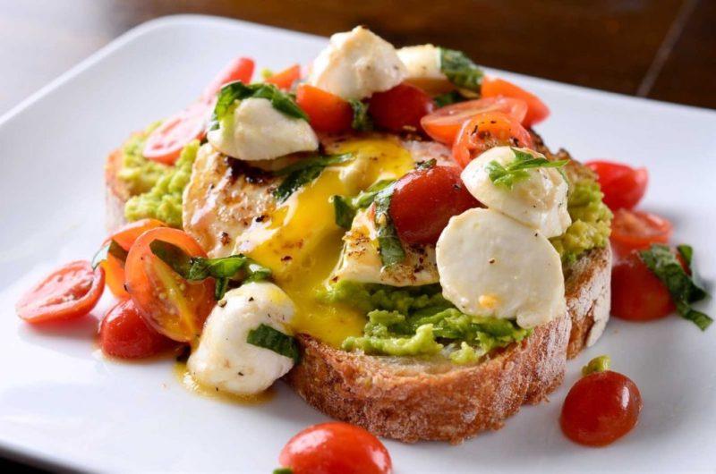 Recetas súper fáciles y deliciosas para todo el día - 3-egg-toast