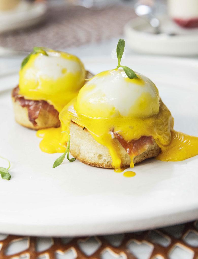 Restaurantes para comer huevos benedictinos en la CDMX - aida-cafe