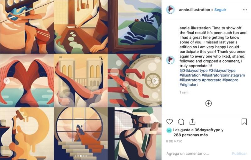 Las cuentas de Instagram que despertarán tu creatividad - cuentas-de-instagram-creatividad-1