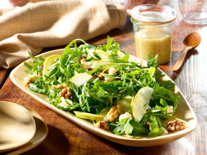 Recetas para el Día de las Madres - ensalada-de-arugula