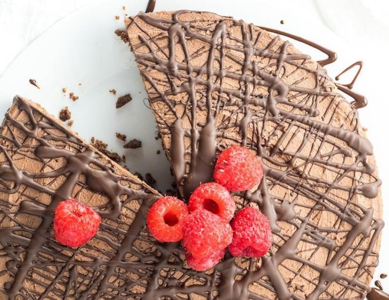 Seis recetas keto que te encantarán - hotbook_dietaketoreceta_cheesecakechocolate