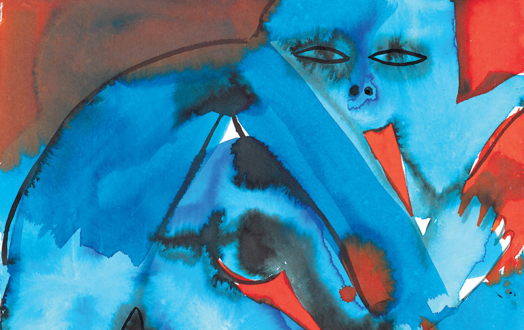 Tsunami, un libro urgente - PORTADA Arte pía Camil