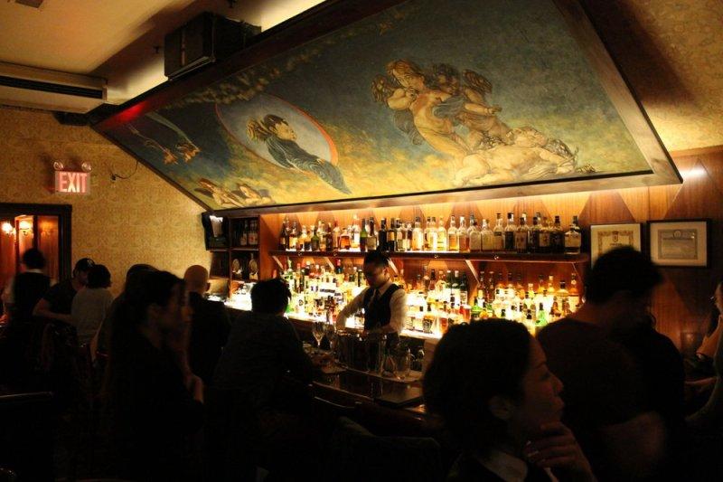 Los speakeasy que tienes que conocer en Nueva York - speakeasynyc_angelsshare