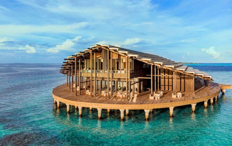 Kudadoo Maldives Private Island, un paraíso en medio del océano - the-retreat-villa-maldivas-isla-privada