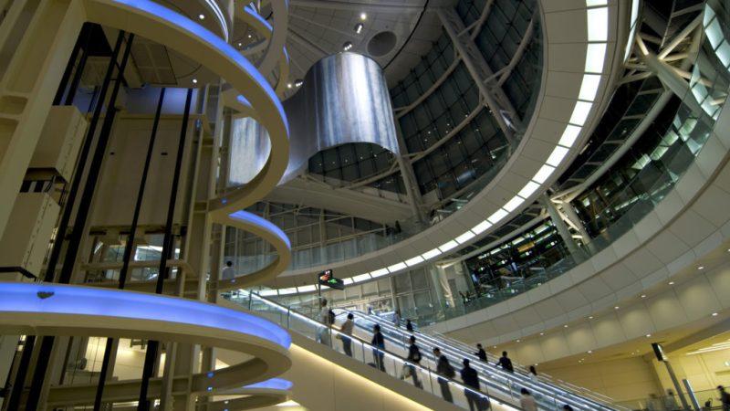 Los 10 mejores aeropuertos del mundo - 2-aeropuerto-de-haneda-tokio
