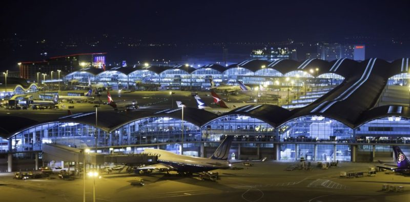 Los 10 mejores aeropuertos del mundo - 5-hong-kong